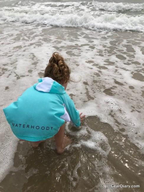 Waterhoody Will Shield You from the Sun's Harmful Rays