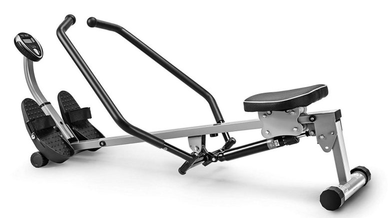 GearDiary Quick First Impressions of the Sunny Health and Fitness SF-RW1410 Rowing Machine