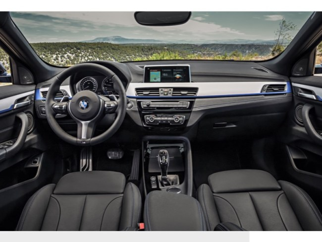 2018 BMW X2 Is the New Sports Activity Something