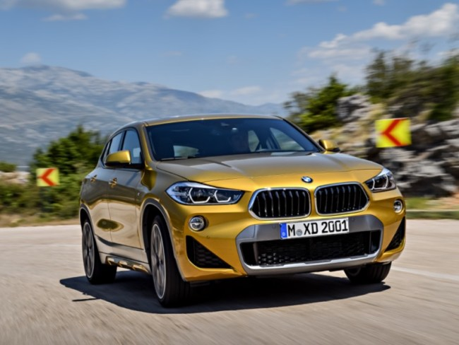 GearDiary 2018 BMW X2 Is the New Sports Activity Something