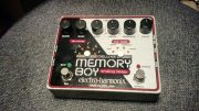 GearDiary Why the Electro-Harmonix Deluxe Memory Boy Is Still the Best Analog Delay on the Market