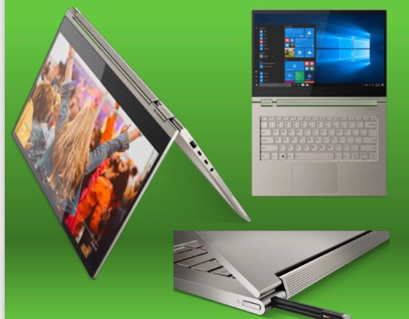 Lenovo Unleashes an Army of Computers on IFA 2018