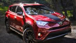 2018 Toyota RAV4 Ready for 'Adventure'