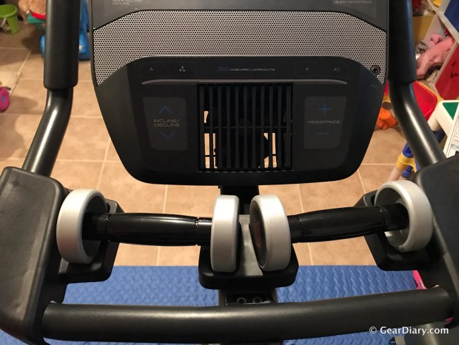 GearDiary NordicTrack Grand Tour Series: High-Tech Exercise Bikes on a Budget