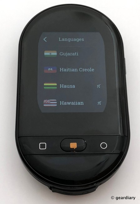 Travis Touch: The Connected Pocket Translator for Confident Travel