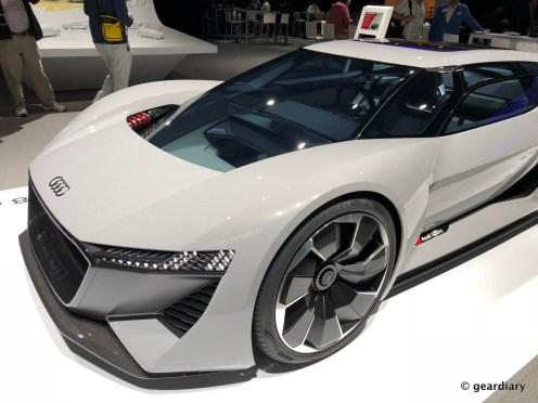 Audi e-tron PB18