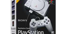 Sony Boards the Nostalgia Train with the Playstation Classic, Coming in December!