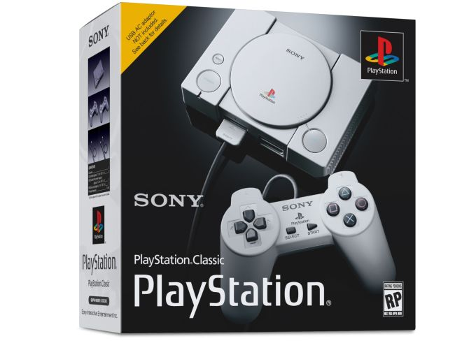 PlayStation Classic Is a Holiday Flop, Gets a 40% Price Cut!
