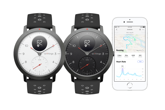 Withings Is Back, and Now There's a New Steel HR Sport!