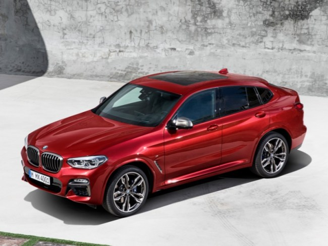 2019 BMW X4: Call It Whatever, I Call It Good