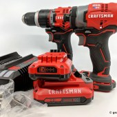 Craftsman V20 2-Tool Brushless Cordless Combo Kit Review: Ready for Your Biggest Jobs