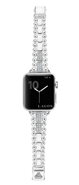 Lagos Smart Caviar Apple Watch Bands Are on a Whole 'Nother Level