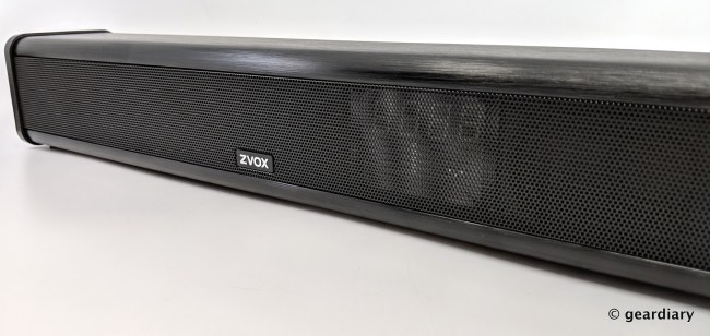 ZVOX AccuVoice AV203 TV Speaker: Compact and Clear