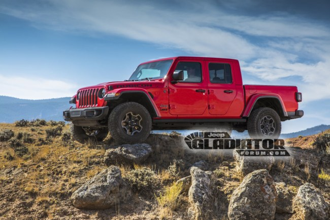 The 2020 Jeep Gladiator Is Coming; Do You Want One?