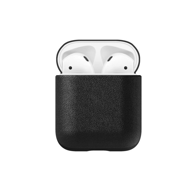 Nomad's Gorgeous Leather Solution to Protect Your Airpods