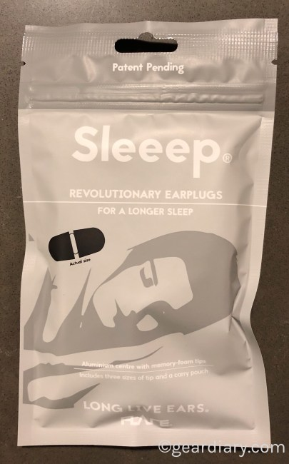 "Sleeep Earplugs Let You ""Enjoy the Silence"""