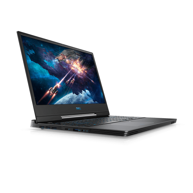 Dell G Series Gaming Laptops Get Faster Processors and Thinner Bodies