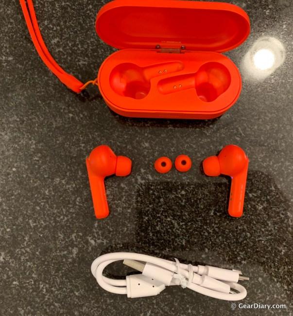 Mobvoi TicPods Free: True Wireless Headphones for the Masses