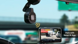 Scosche Full HD Dash Cam Powered by Nexar: Crowdsource Your Drive Home for Everyone's Safety