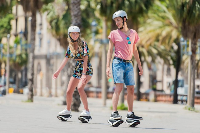 Segway-Ninebot Rolls into 2019 with a Slew of Cool New Tech