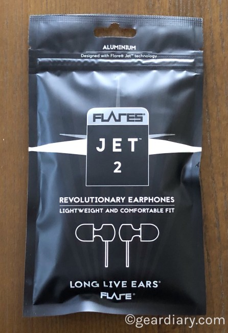 Flare's JET Earphones Have a Retro Design but Sound Like the Future