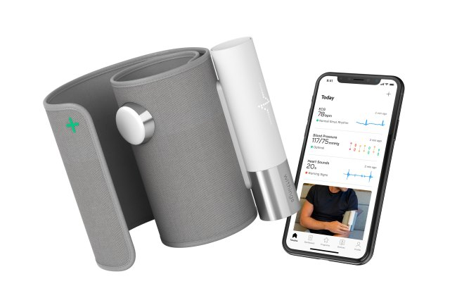 Withings BPM Core Is More Than a Home Blood Pressure Measurement Tool