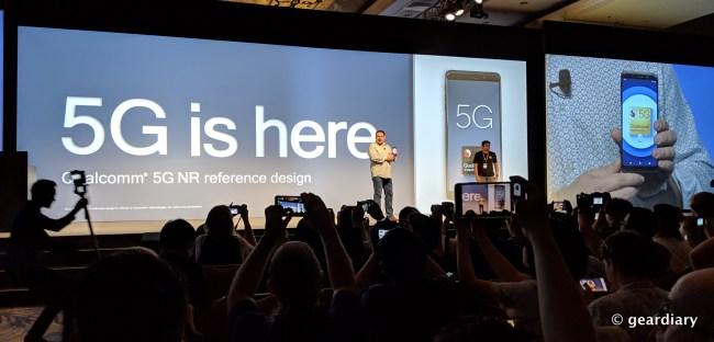 Qualcomm's Snapdragon 855 Will Steer 5G in 2019 and Beyond