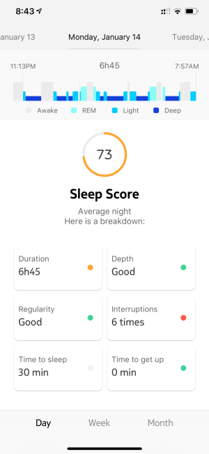 Withings Sleep Monitor Made Me Realize I Need to Change My Sleeping Habits