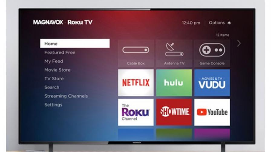 Funai Announces the First 4K UHD Magnavox Roku TV Series