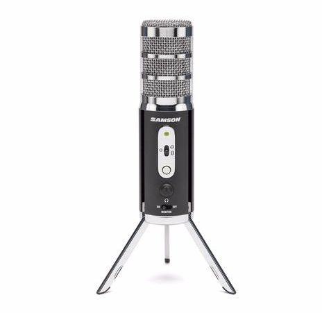 Samson's New Satellite USB/iOS Broadcast Microphone Is Great at Home and On-the-Go