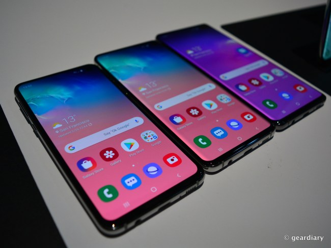 Samsung's 2019 Galaxy Line Is Out of This World!