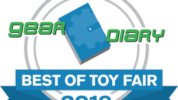 Gear Diary's Best of the 2019 New York Toy Fair
