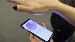 Th LG G8 ThinQ Introduces Advanced Biometrics: Palm Vein Authentication!