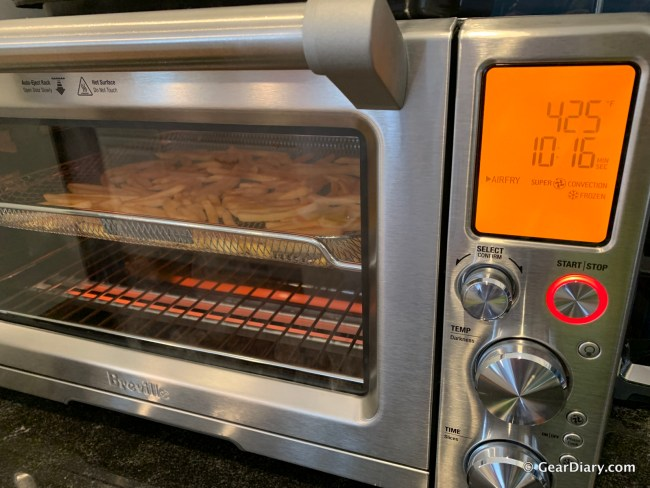 The Breville Smart Oven Air Is the Multi-Threat Gadget Your Kitchen Needs