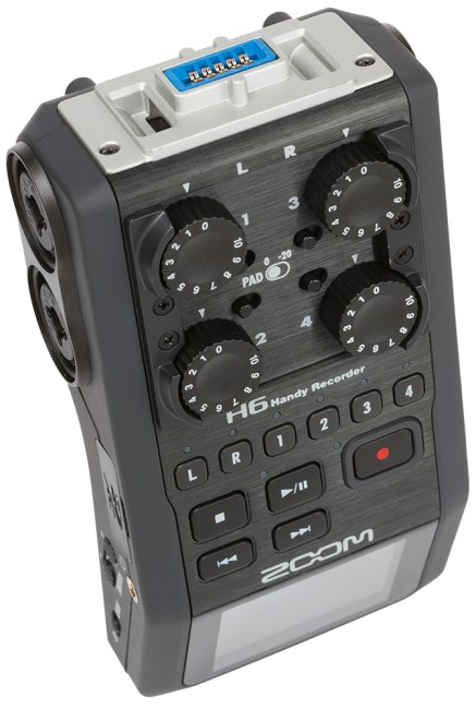 Using Zoom's H6 As an Audio Interface for Podcasting