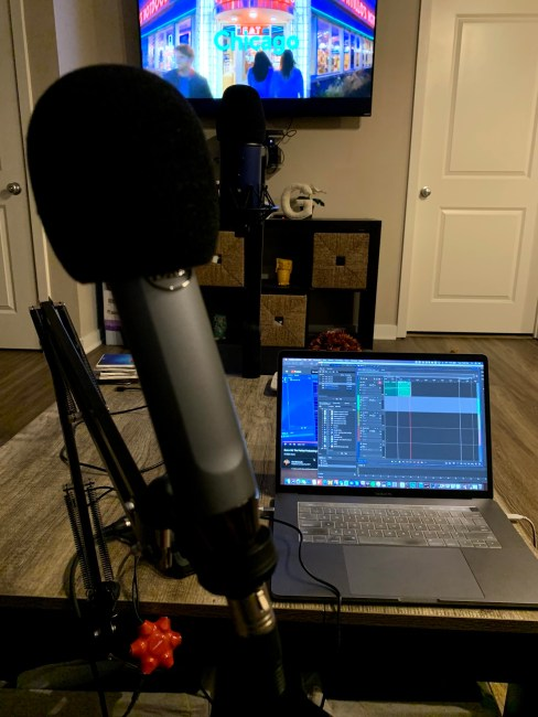 Blue Ember XLR Microphone: Making Podcasting Easier
