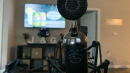 Blue Blackout Spark SL Condenser Microphone Review