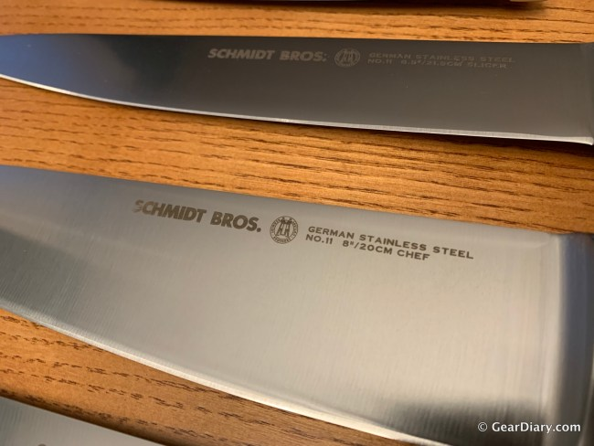 Schmidt Brothers Cutlery Deserves a Turn in your Kitchen