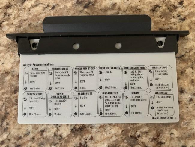 Cuisinart's Air Fryer Toaster Oven: Finger Foods Made a Bit Healthier