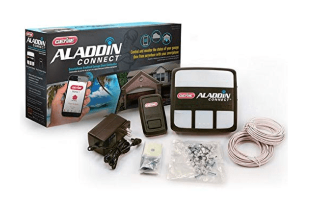 The Genie Aladdin Connect Will Grant Your Wish of Remote Garage Control