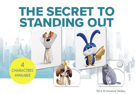 """Tile Partners with """"The Secret Life of Pets 2"""" for Limited Edition Bluetooth Trackers"""