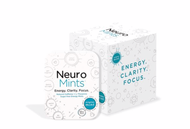 Neuro Mints Freshen Your Breath and Wake You Up