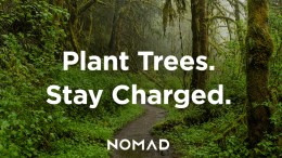 Plant a Tree and Get a Cable, Thanks to Nomad