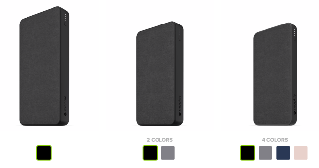Mophie's New Powerstation Lineup of External Batteries Has Something for Every Need