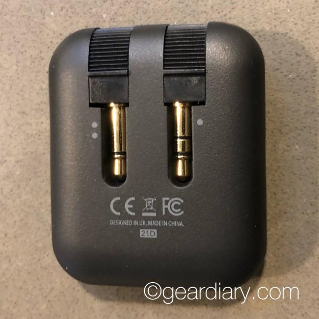 RHA Wireless Flight Adapter Is Great for Travel