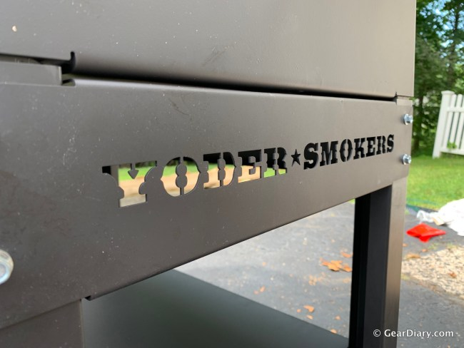 Yoder Smokers YS640s Pellet Grill: The Smartest, Most Versatile Grill You'll Ever Own