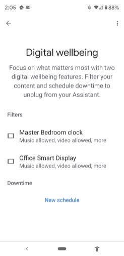 Google Home Set-Up Lenovo Smart Clock-031