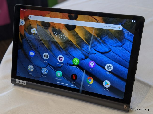 Lenovo Smartens Their Devices and Your Home with a Slate of New Tablets, Computers, and More!