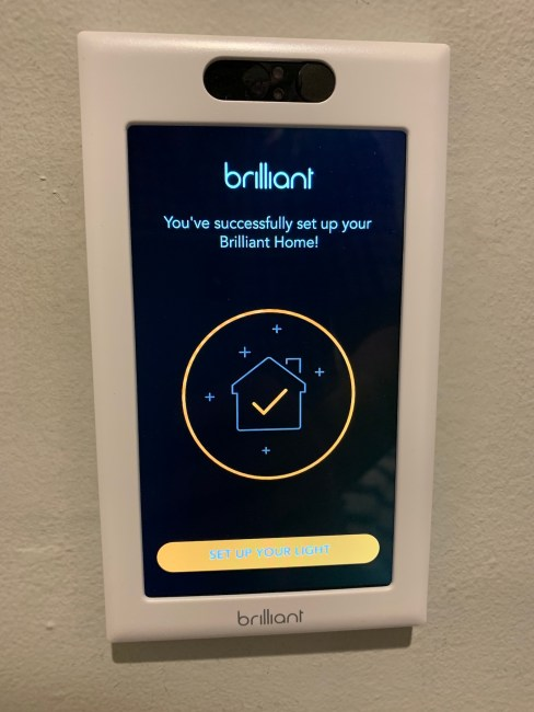 Brilliant Is my Favorite Smart Home Control