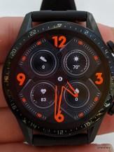 X watch face
